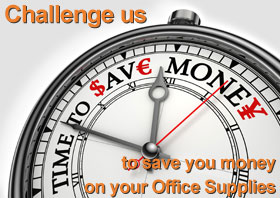 save money when buying office supplies
