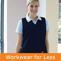 workwear for less