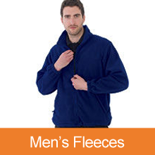 mens workwear fleece